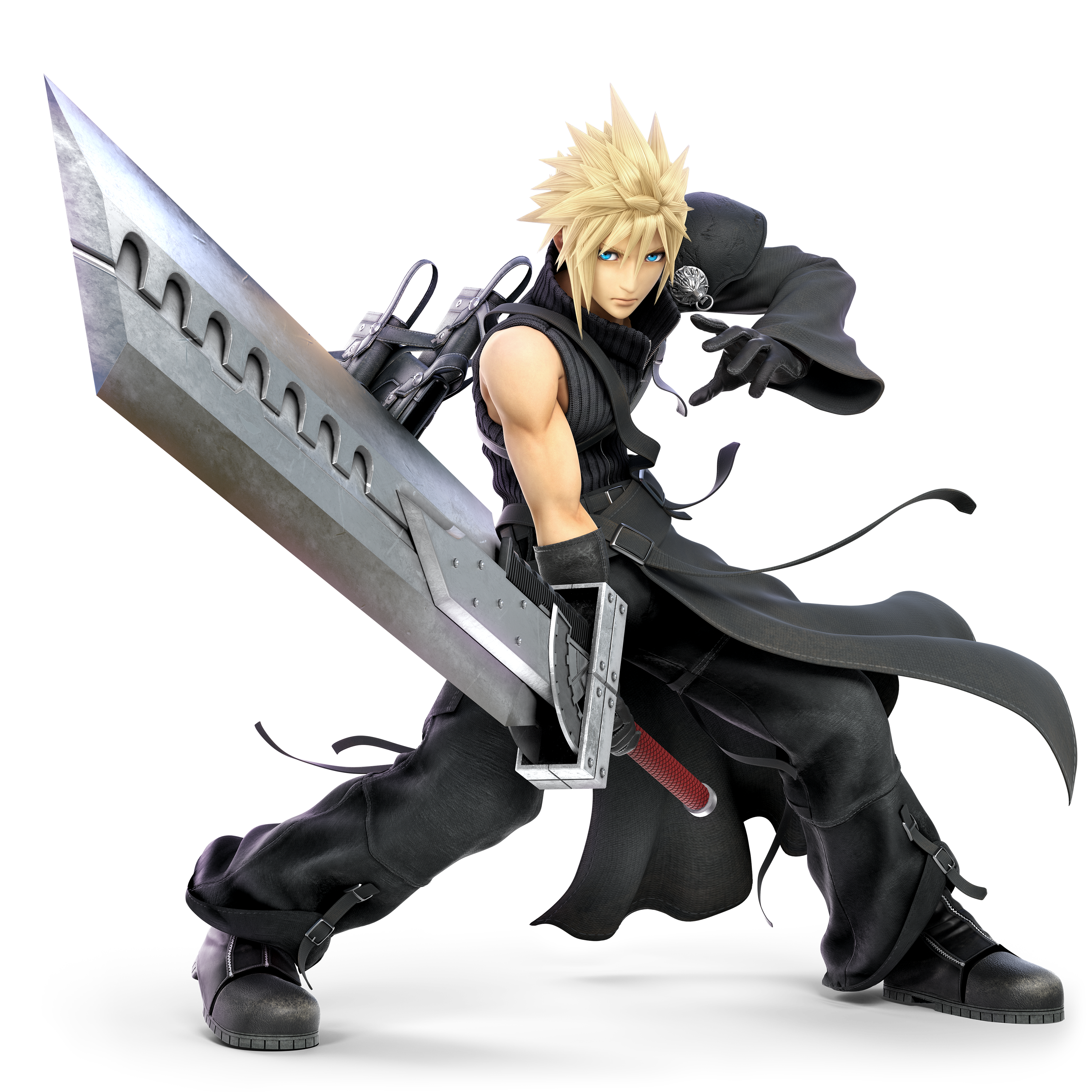 Cloud (Advent Children)