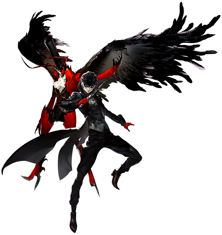 Joker Phantom Thief Details