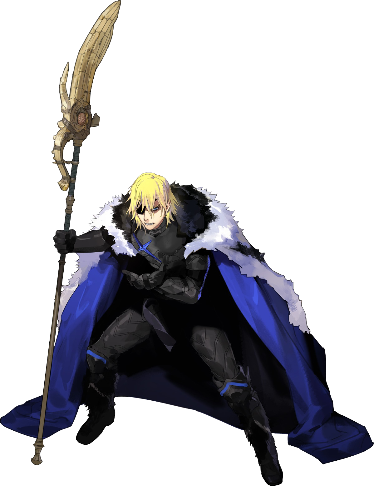 Dimitri (Five Years Later)