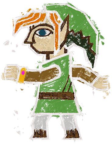 Wall-Merged Link