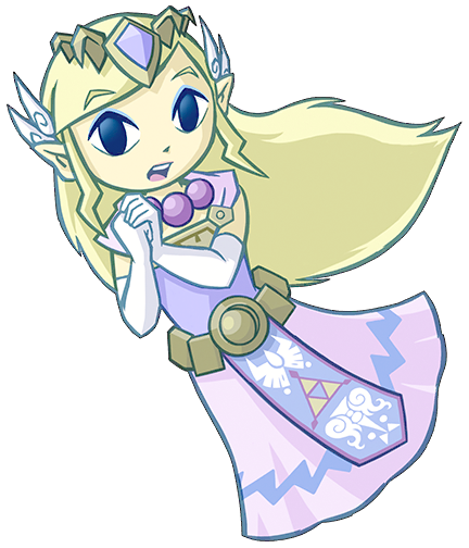 Zelda (Spirit Tracks)