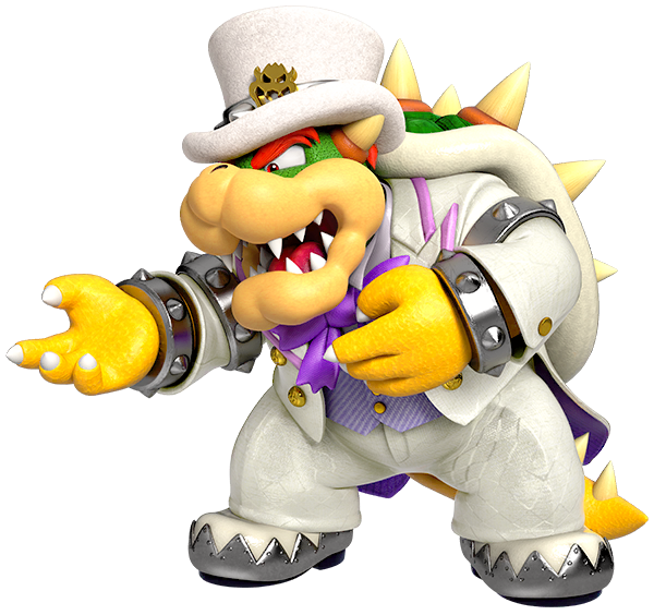 Bowser (Wedding)
