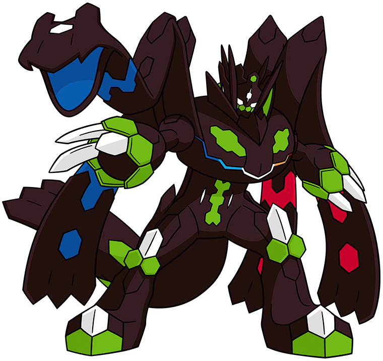 Zygarde (Complete Forme)